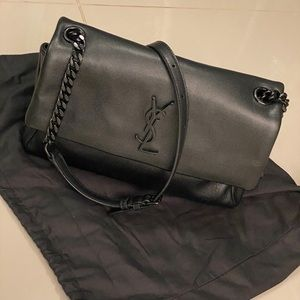 YSL West Hollywood Black Matte
